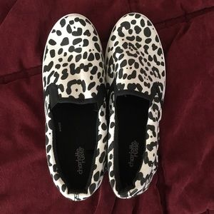 Charlotte Russe slip on shoes